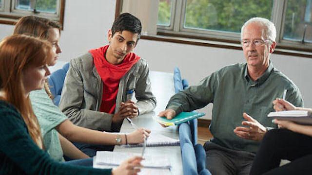 Guru Les Bahasa Jerman