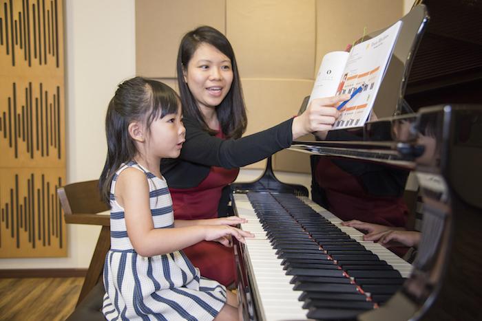 Les Privat Piano Jakarta