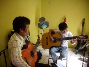 Guru Privat Gitar