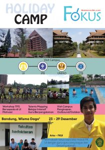 Holiday camp Liburan sekolah